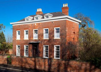 Thumbnail 7 bed country house for sale in London Road, Shardlow, Derby