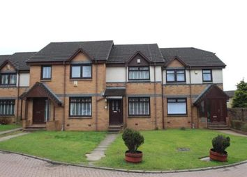 Thumbnail 2 bed terraced house for sale in Colgrave Crescent, Tollcross, Lanarkshire