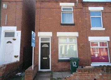 Thumbnail 1 bed end terrace house to rent in Augustus Road, Coventry