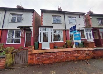 Thumbnail 2 bed semi-detached house for sale in Moscow Road East, Edgeley, Stockport