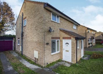 Thumbnail 2 bed semi-detached house to rent in Glemsford Road, Stowmarket