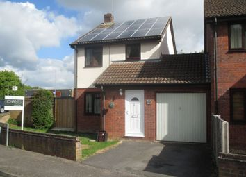 Thumbnail 3 bed detached house for sale in Laburnum Way, Yeovil