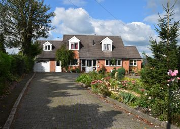 Thumbnail 4 bed detached house for sale in Crooks Cottage, Ashbourne Road, Turnditch, Belper