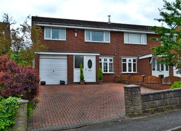 Thumbnail 3 bed semi-detached house for sale in St. Saviours Street, Stoke-On-Trent
