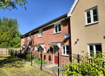 Thumbnail 2 bed terraced house to rent in White Horse Close, Richmond Road, Saham Toney, Thetford