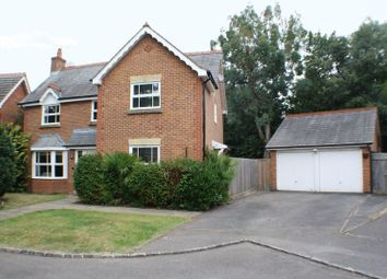 Thumbnail 5 bed detached house for sale in Mollison Close, Woodley, Reading