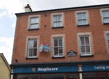 Thumbnail 2 bedroom flat to rent in Gold Street, Tiverton