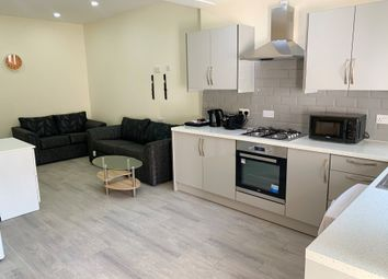 Thumbnail 6 bed shared accommodation to rent in Cowley Street, Derby