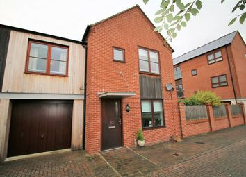 Thumbnail 3 bed semi-detached house for sale in Canadian Way, Limes Park, Basingstoke
