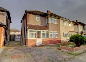 3 bed semi-detached house for sale in Laburnum Walk, Hornchurch RM12