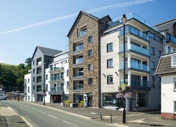Thumbnail 2 bed flat for sale in Quay West, Bridge Road, Douglas