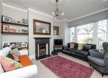 Thumbnail 3 bed flat for sale in Heythorp Street, Southfields, London
