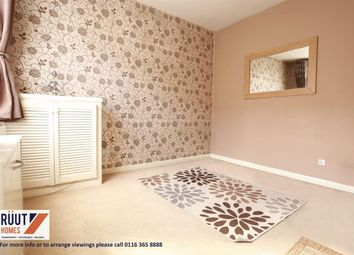 Thumbnail 3 bed terraced house for sale in Bruin Street, Leicester