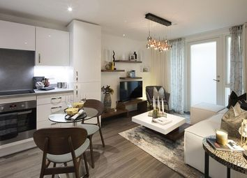 "Thumbnail 2 bedroom flat for sale in ""Grosvenor Court"" at Adenmore Road, London"