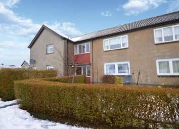 Thumbnail 2 bed flat for sale in 18 Afton View, Harstanes, Kirkintilloch