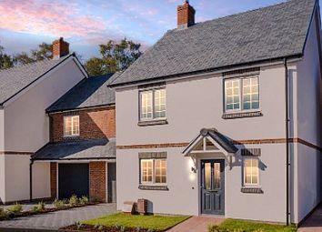 Deerleap Lane, Rowlands Castle PO9. 4 bed semi-detached house for sale