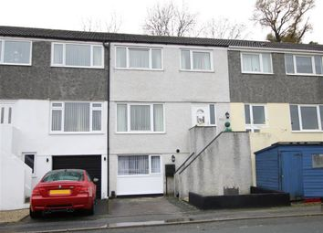Thumbnail 3 bed terraced house for sale in Baydon Close, Eggbuckland, Plymouth