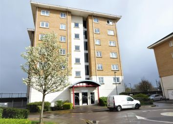 Thumbnail 2 bed flat for sale in Drake Point, Chichester Wharf, Erith, Kent