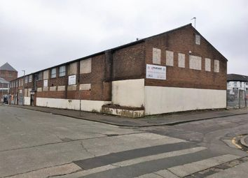 Thumbnail Warehouse for sale in Chatley Street, Cheetham Hill, Manchester