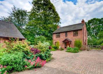 Thumbnail 4 bed detached house for sale in Fold Court, Fold Terrace, Cheddleton, Leek