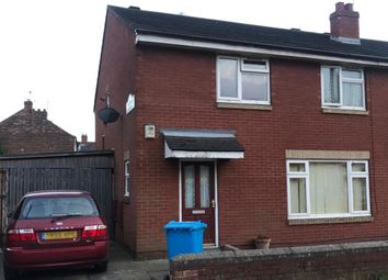 Thumbnail 4 bed semi-detached house for sale in Folkestone Street, Hull