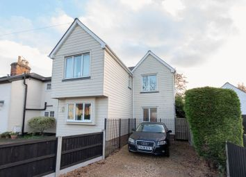 Thumbnail 3 bed detached house for sale in Layer Road, Abberton, Colchester