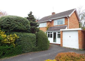 Thumbnail 3 bed detached house for sale in Ashleigh Crescent, Wheaton Aston, Staffordshire