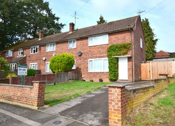 Thumbnail 2 bed end terrace house for sale in Field Road, Farnborough