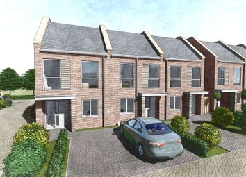 Thumbnail 3 bed end terrace house for sale in Plot 8, Coldhams Place, Cambridge