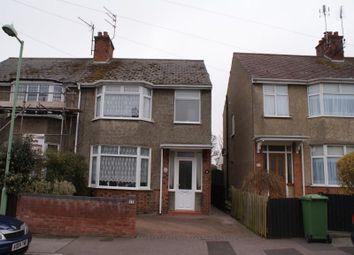 Thumbnail 3 bedroom semi-detached house to rent in Laurel Road, Lowestoft