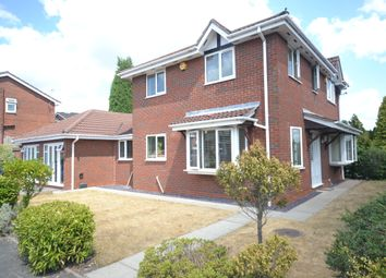 Thumbnail 4 bed detached house for sale in Calrofold Drive, Waterhayes, Newcastle