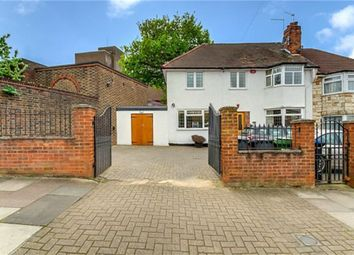 5 bed semi-detached house for sale in Brook Road, London NW2