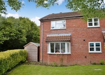 Thumbnail 2 bed semi-detached house for sale in Sandford Close, Kingsclere, Newbury