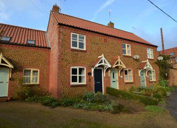 Thumbnail 2 bed terraced house for sale in Lancaster Place, Snettisham, King's Lynn