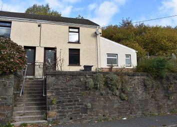 Thumbnail 2 bed semi-detached house for sale in Heol Gleien, Upper Cwmtwrch, Swansea