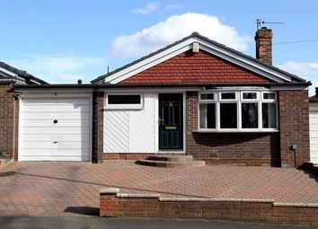 Thumbnail 2 bed bungalow for sale in Arundel Drive, South West Denton, Newcastle Upon Tyne