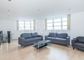 Thumbnail 3 bed flat to rent in High Street, Stratford, London