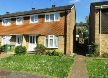 Thumbnail 3 bedroom end terrace house for sale in Montgomery Road, Southampton