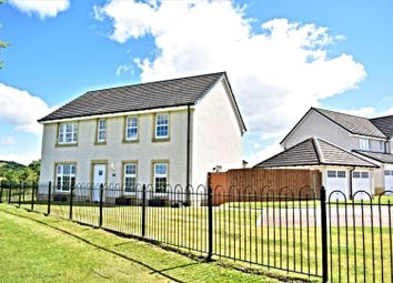 Thumbnail 4 bed detached house for sale in Fitzallan Place, Bathgate