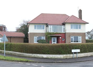 Thumbnail 4 bed detached house for sale in Cumberland Avenue, Helensburgh