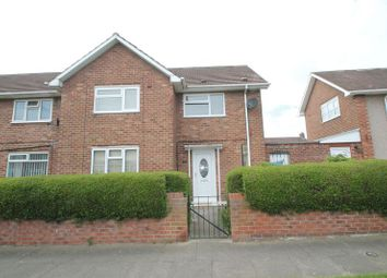 Thumbnail 3 bed terraced house for sale in Dunbar Road, Hartlepool