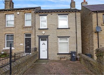 Thumbnail 2 bed terraced house to rent in Halifax Road, Hove Edge, Brighouse