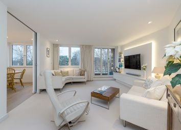 Thumbnail 3 bed flat for sale in Marryat Road, London
