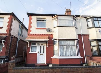 Thumbnail 3 bed semi-detached house for sale in Holland Road, Luton, Bedfordshire