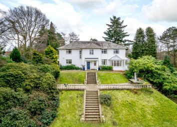 Thumbnail 5 bed detached house for sale in Delamere Road, Norley, Cheshire