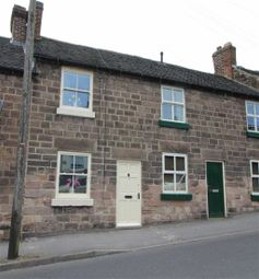 Thumbnail 1 bed terraced house for sale in Chesterfield Road, Belper