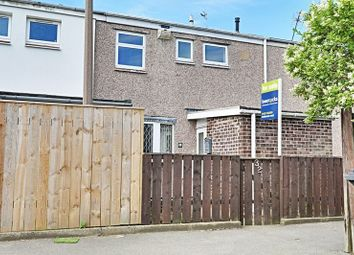 Thumbnail 2 bed terraced house for sale in Alfriston Close, Bransholme, Hull