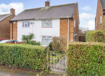 Thumbnail 3 bed semi-detached house for sale in Whitton Close, Bestwood