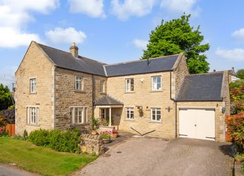 Thumbnail 4 bed detached house for sale in Redwood Lodge, Grantley, Ripon