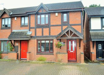 Thumbnail 3 bed end terrace house for sale in The Moorings, Lydiate, Liverpool
